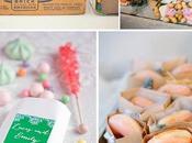 ideas rápidas para decoración mesas dulces