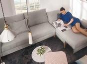 mejor relax para hogar: tipos sillones sofás