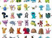 Actualización espacio mitad precio Pokémon sprites toda segunda generación