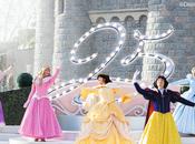 Aniversario Disneyland París ¡prepárate para festejar!