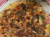 Tortilla Patatas Escarola