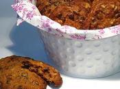 Galletas cookies chocolate nueces