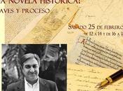 José luis corral imparte curso novela histórica madrid