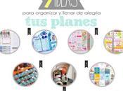 Recursos: Ideas para organizar planificar