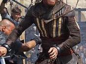 Carátula extras bluray película Assassin's Creed