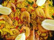 #QueComemosHoy.- Arroz!!!! Paella Pescado