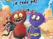 """Los volcanos. todo gas!"" Franziska Gehm Harvey"