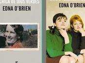"""Edna O'Brien: chica ojos verdes"""" """"Chicas felizmente casadas"""" (vol. trilogía Kate Baba"""")"""