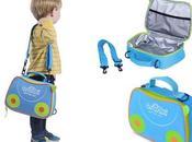 Trunki excursión: cantimploras, mochilas tuppers infantiles divertidos