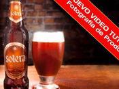 Tutorial fotografía producto Botella Cerveza