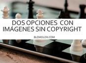 Opciones Imágenes Copyright