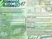 Programa Carnaval Chillón 2017