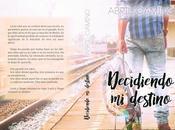 """Presentación """"Decidiendo destino"""" Abril Camino"""