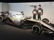 Force India presenta VJM10, coche para temporada 2017