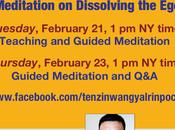 Meditación para disolver ego.