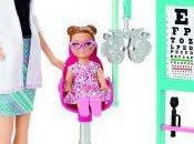 nuevas profesiones Barbie