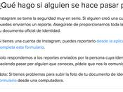 Cómo recuperar cuenta Instagram robada