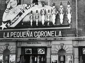 ¿Cuál primer cine Madrid?