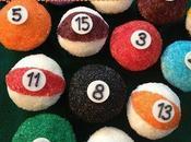 Cuatro fotos cupcakes feliz cumpleaños para hombres