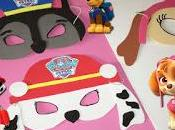Mascaras para carnaval patrulla canina, caretas ,cumpleaños tematicos, patrol