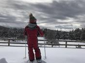 hacer invierno Andorra niños