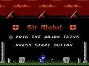 Mojon Twins liberan 'Sir Ababol Remastered' tiempo alegrarnos semana