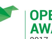 Abierto plazo inscripción para Open Awards 2017, mayor reconocimiento mundo tecnologías abiertas
