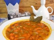 Fakes sopa lentejas receta griega