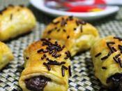 Mini napolitanas chocolate #asaltablogs