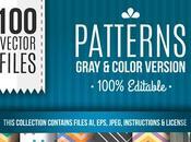 Patrones Vectorizados para Adobe Illustrator Photoshop