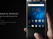 BlackBerry presenta oficialmente nuevo smartphone KeyOne Android