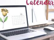 Freebie: Calendario Marzo