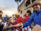 República Dominicana: tierra música, bailes alegría gentes