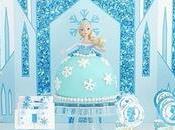 Tarta Elsa Frozen, tutorial