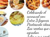 POSTRES CARNAVAL recetas irresistibles)