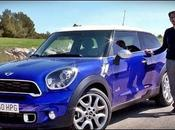 Mini Paceman Cooper ALL4 Prueba Test Review Coches.net