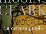 defensa propia (Mary Higgins Clarck)