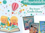 Nuestra #pequebiblioteca (3): Cuentos Disney
