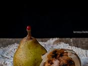 Madalenas pera chocolate