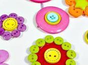 Cómo hacer adornos botones