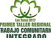 Manatí presente Taller Regional sobre Trabajo Comunitario Integrado