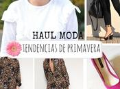 Vídeo: haul moda tendencias primavera