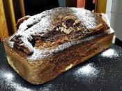 Plum-Cake coñac chocolate