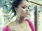 últimas fotos Rihanna para PAPER MAGAZINE