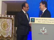 Visita Hollande, presidente Republica, Museo Masonería Paris