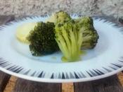 Brócoli patatas vapor (Thermomix)