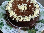 Tarta mousse chocolate limoncello