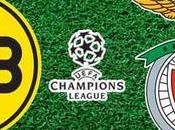 Borussia Dortmund Benfica VIVO Internet Marzo 2017
