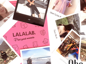Imprime fotos móvil LaLaLab