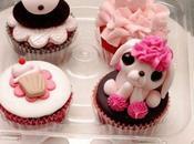 fotos cupcakes para quince años decorados fondant